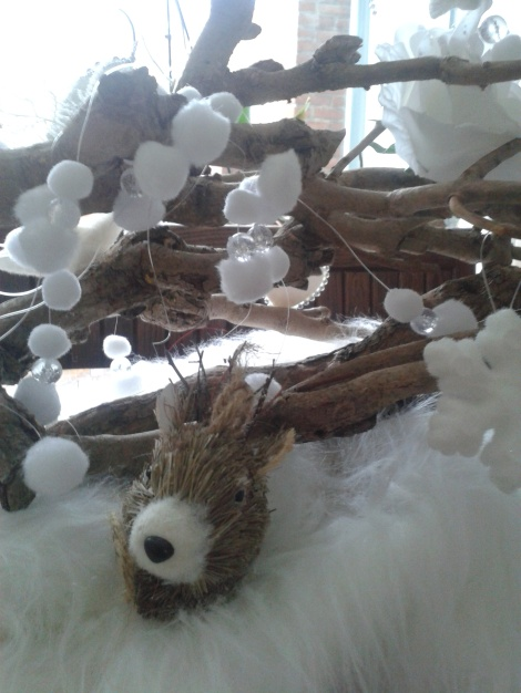 tafeldeco winterwit 3