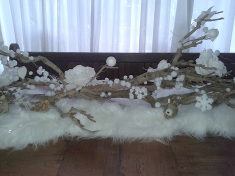 tafeldeco winterwit 7